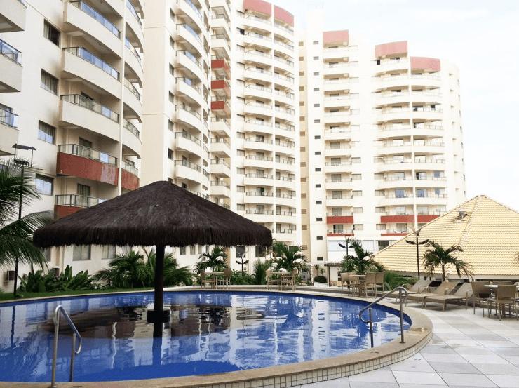 Royal thermas resort spa em ol mpia thermas vip for Piscina de sal em olimpia